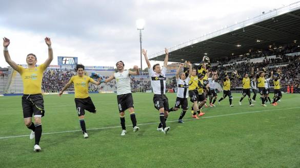 Il Parma saluta la serie A con un pari, play-out il 9  giugno