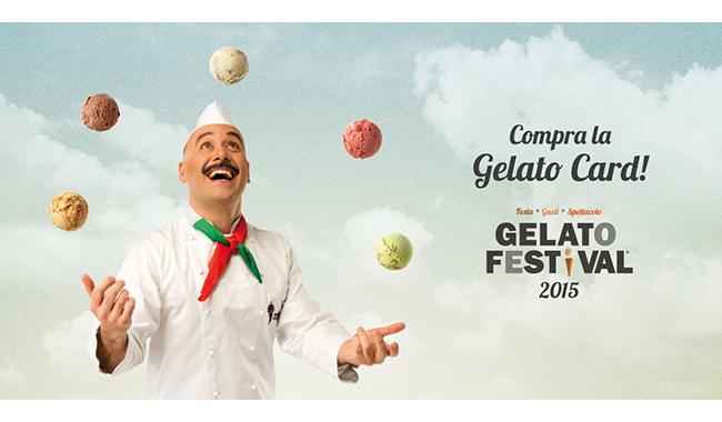 Arriva Gelato Festival, per giornate all'insegna del gusto