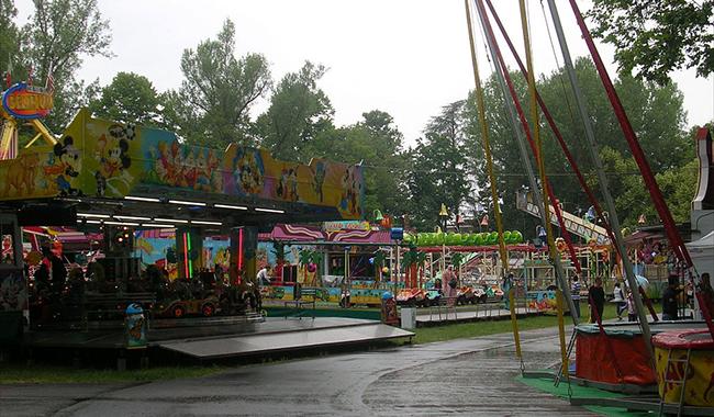 Cittadella, dal 26 maggio arriva il Luna Park