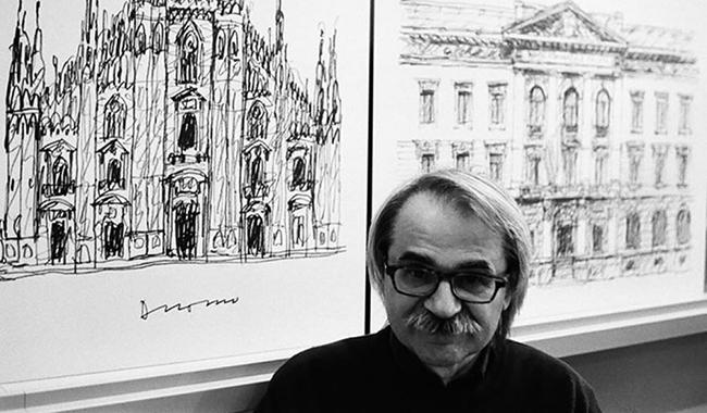 Il Duomo di Milano raccontato dal parmigiano Baroni