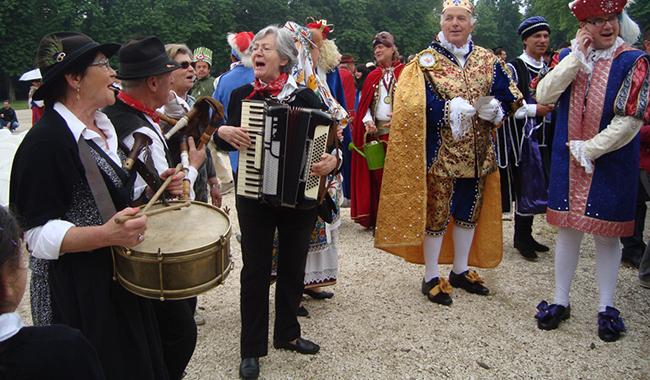 Festival delle Maschere Italiane a Parma
