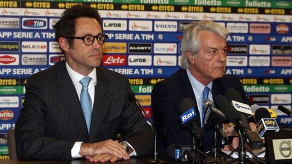 Parma Calcio: Se va deserta l'asta, perso il titolo sportivo