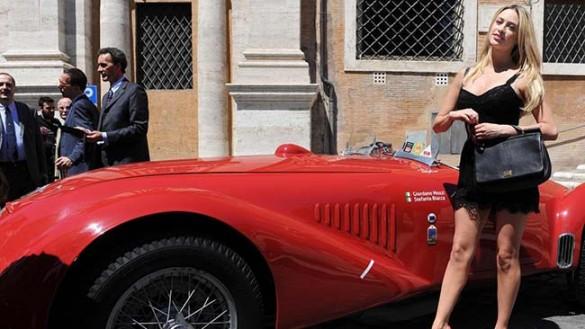 Mille Miglia: 438 auto da sogno sfileranno a Parma