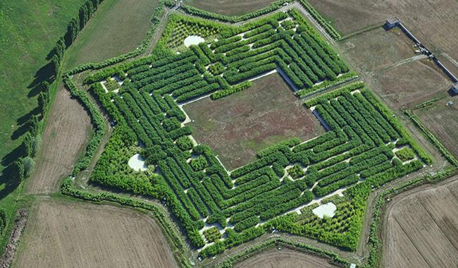 Il Labirinto di Franco Maria Ricci nel parmense
