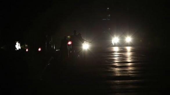Città al buio. Blackout in centro nel tardo pomeriggio di martedì