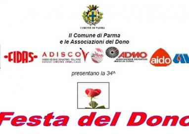 Festa del Dono: volontari, donatori e solidarietà