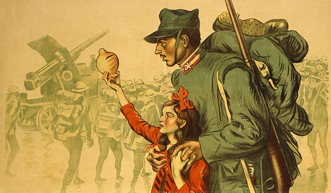 Il Centenario della Grande Guerra
