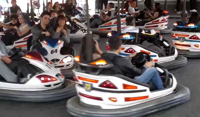 Luna park fino al 21 giugno, 3000 euro in beneficenza
