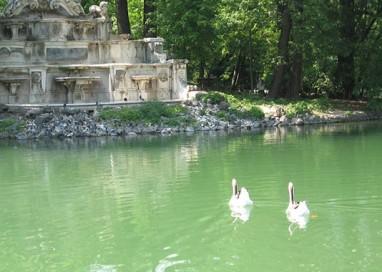 Parco Ducale il presidio dell'Associazione Nazionale Carabinieri