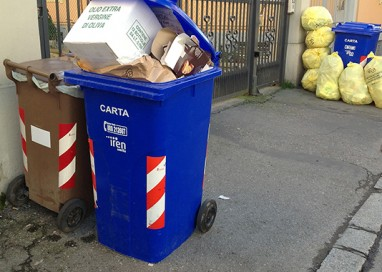 Via i rifiuti: cambia la fascia oraria della raccolta