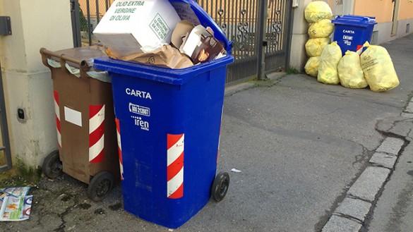 Tassa sui rifiuti: a Parma si pagherà 700mila euro in più
