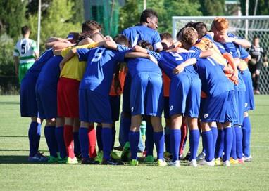 Giovanissimi: l'ultima partita del Parma Fc