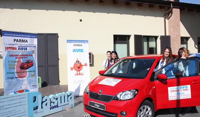 Lotteria Avis Comunale Parma, ecco i vincitori
