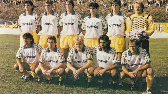 Parma Calcio, torna in campo anche Corrado
