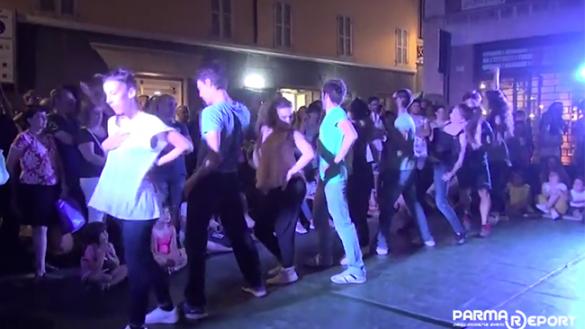 BoulevArt accende Parma