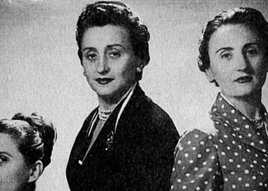 Addio alle sorelle Fontana. Loro materiale allo Csac