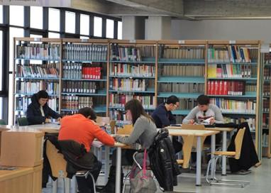 """Biblioteca Bizzozero: """"In due anni prestiti scesi del 40%"""""""