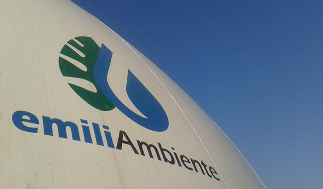 EmiliAmbiente: 400mila euro di utile