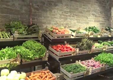 Emporio, il market solidale ha inaugurato al Montanara