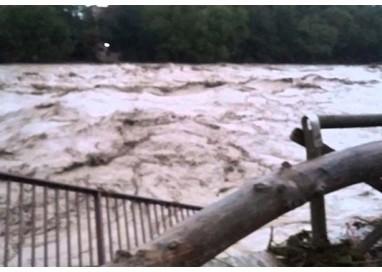 Dalla Regione 1 mln e 800mila euro per l'alluvione