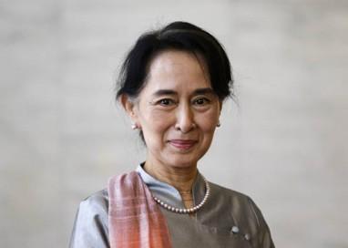 Parma festeggia i 70 anni di Aung San Suu Kyi