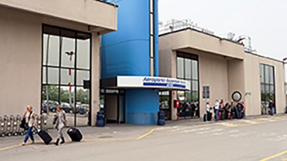 L'aeroporto Verdi di Parma ha perso la metà dei passeggeri