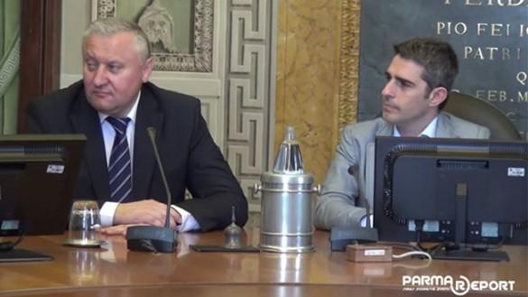 Parma – Gomel: patto d'amicizia
