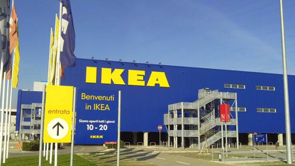 """Ruba all'Ikea e si giustifica: """"Ho dimenticato di pagare"""""""