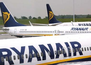 Ryanair: nessun volo cancellato all'aeroporto di Parma
