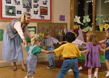 Prime convenzioni con le scuole private d'infanzia