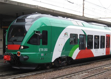 Treni, interventi sul ponte Oglio per aumentare la velocità