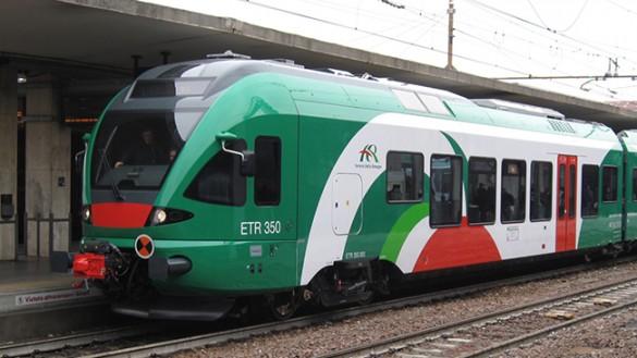 Trenitalia, il 92,5% dei treni in Emilia-Romagna arriva puntuale