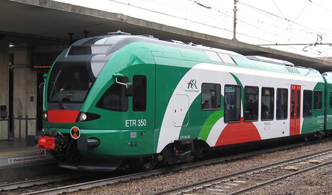 Regione: 14 nuovi treni