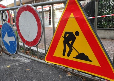 Strade in città: i lavori che modificano la viabilità