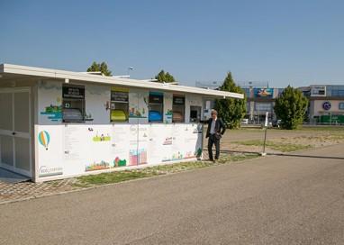 Ecostation, ne verranno allestite otto in centro e quattro in periferia