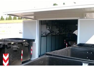 """Ecostation: i primi svuotamenti sono…""""leggeri"""""""