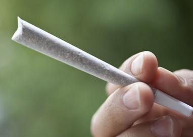 Ragazzo di 19 anni con marijuana in viale Vittoria