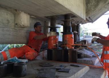 Conclusi i lavori sul ponte di Gramignazzo