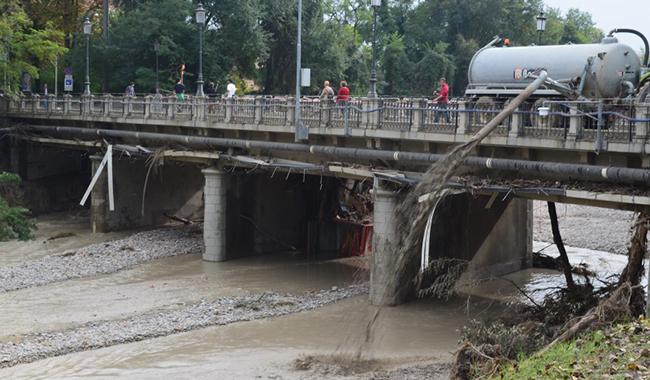 Iniziati gli scavi sotto il Ponte dei Carrettieri