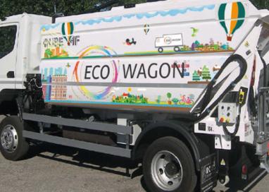 Dopo le Eco-stazioni, arrivano anche gli Eco-Wagon
