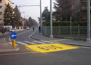 Attenzione alle corsie dei Bus: nuovi varchi attivi