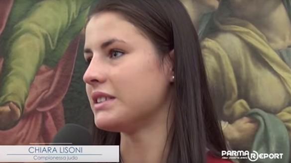 Chiara Lisoni, la campionessa