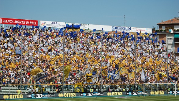 Parma-Inter: arrestati due ultras del Parma