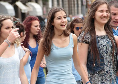Anche viale Toscana chiusa per l'uscita da scuola
