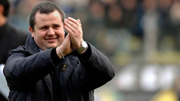 """Parma: Ghirardi si applaude: """"Fatto un buon lavoro"""""""