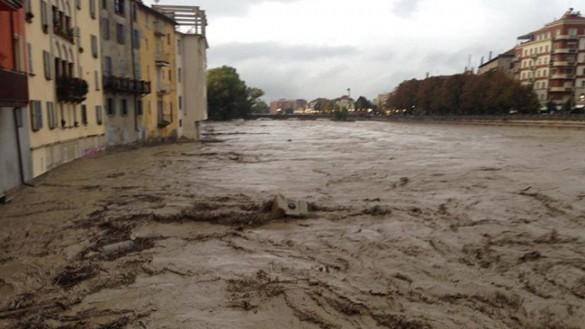 A tre anni dall'alluvione…si torna sui luoghi colpiti