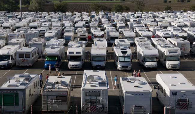 Salone Camper. Boom visitatori primo weekend: 47mila