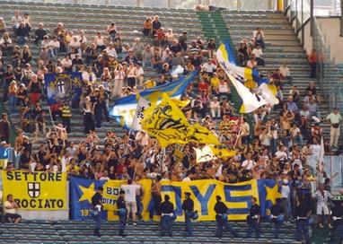 Preliminari coppa serie D, qualificati. Parma-Ribelle 3 a 2