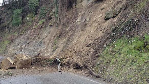 Disagi a causa del maltempo in Alta Val Ceno