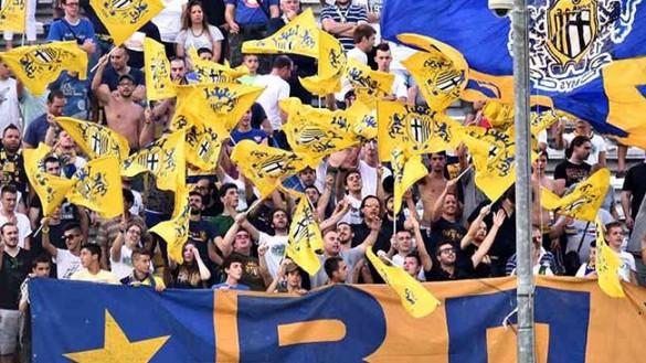 Parma – Tuttocuoio 2-0. Alessandro batte Cristiano